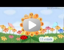The Flower Clock Song